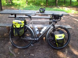 Bicycle overnight to Jay Cooke State Park 049