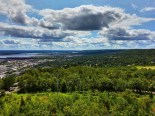 Southwest view from Enger Tower.
