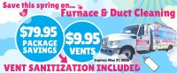 Furnace & Duct Cleaning - Four Seasons