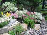 Landscaping Ideas: Rocks and bricks and stones, oh my!