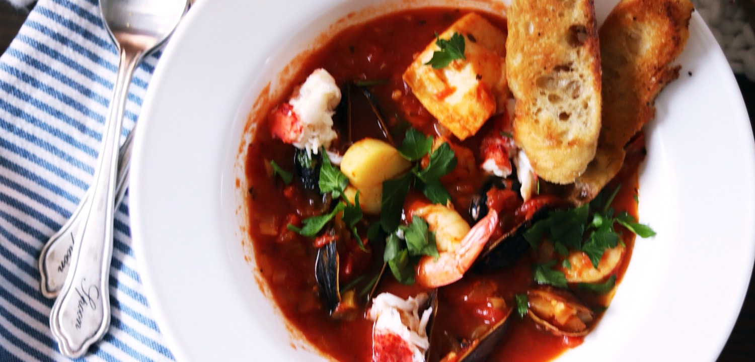 The Perfect Cioppino Recipe To Ring In The New Year Fish Stew