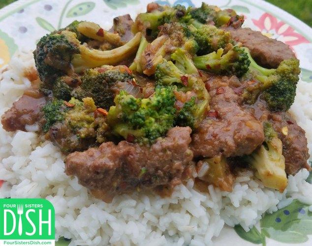 Asian Beef & Broccoli