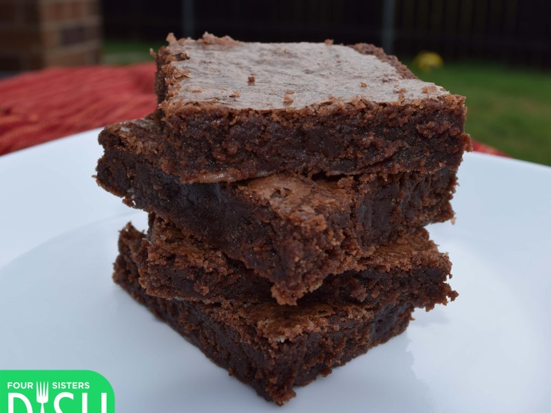 Grandma Anson's Brownies