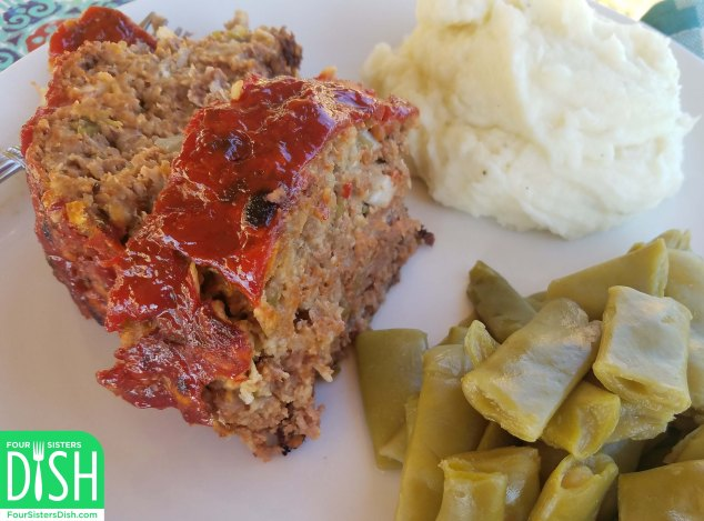 Mom's Classic Meatloaf