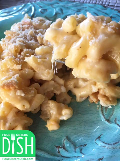 Real Deal Macaroni and Cheese