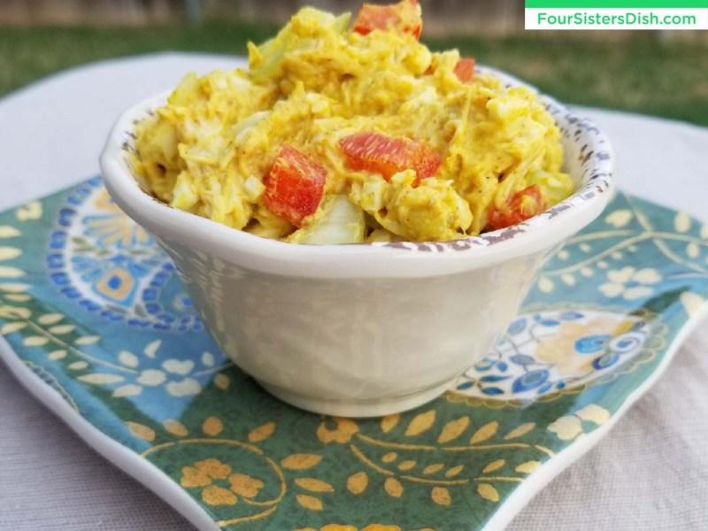 Curry Chicken Salad