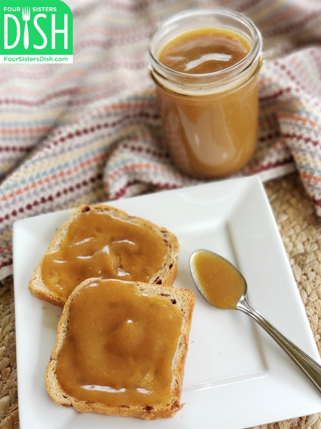Instant Pot Peach Butter