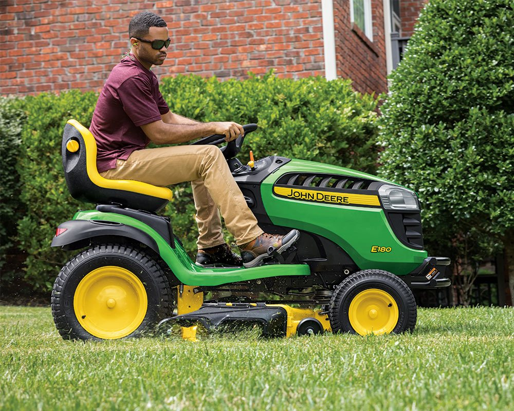 medium resolution of riding mowers lawn tractors equipment image