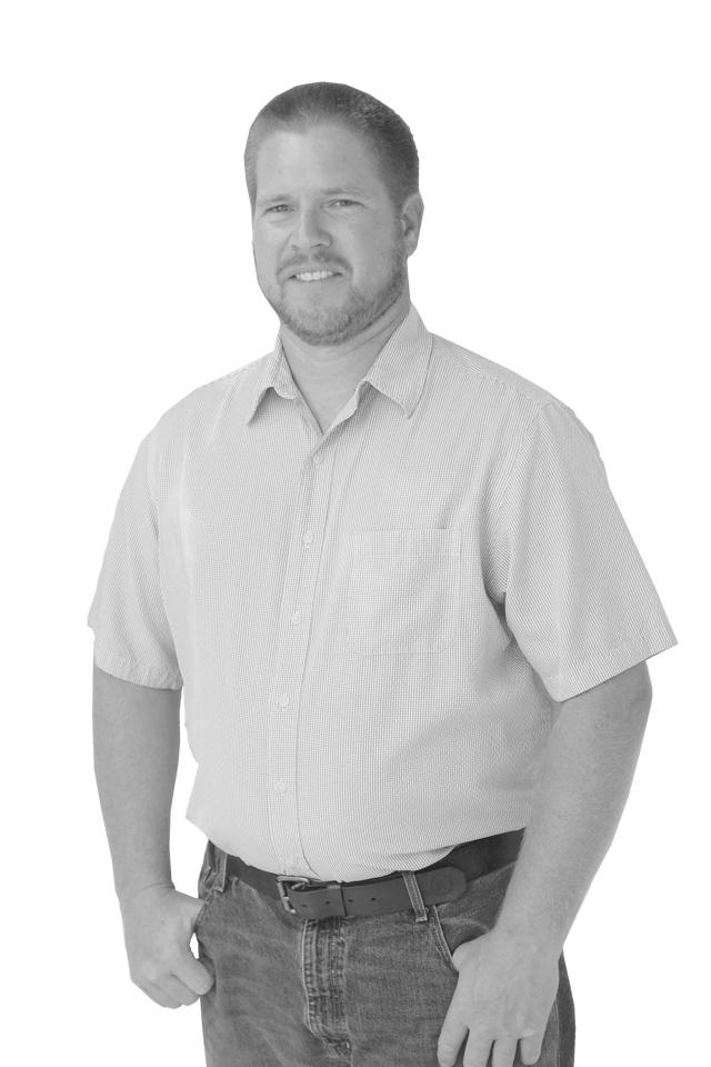 John Larson –Superintendent