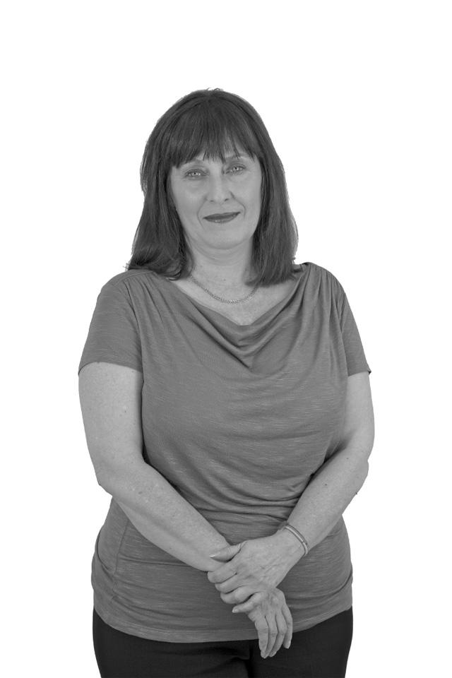 Saundra Everhart –Construction Administrator