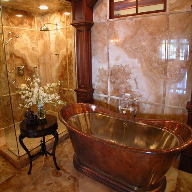 This bathroom was recognized by HGTV as the top pick in their Million Dollars Master Suite Retreats program several years ago. Construction Management by @foursquarebuilders