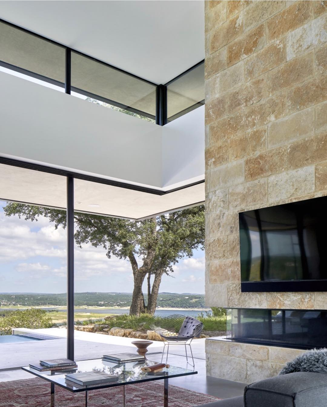 Our clients are loving their @dc_architecture home overlooking Lake Travis.