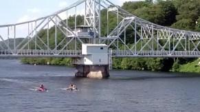 Haddam Bridge & Boats