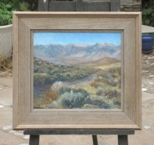 Limited stock weathered frame.
