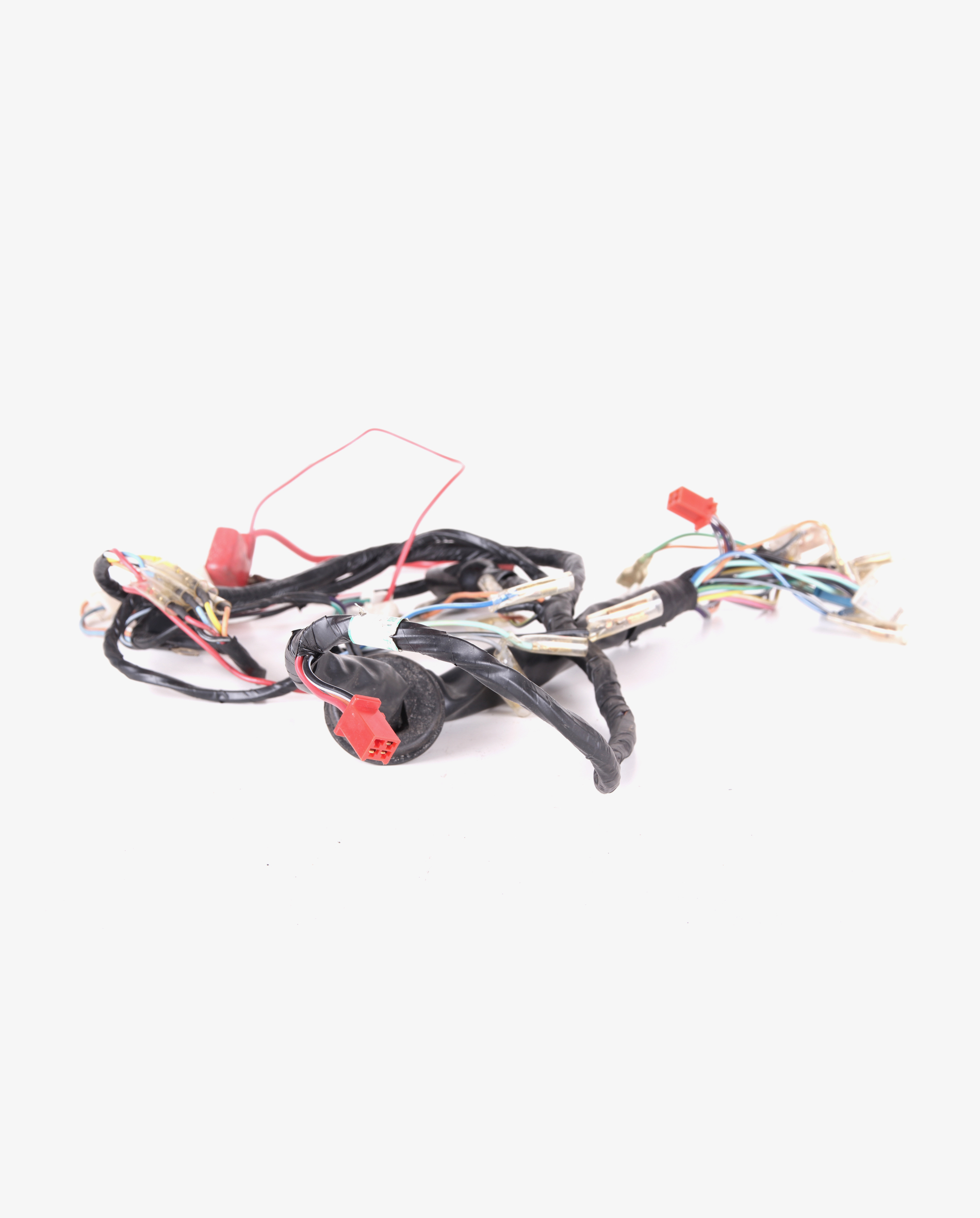 Wiring loom Honda Monkey and Dax (No. 250) · Fourstrokebarn