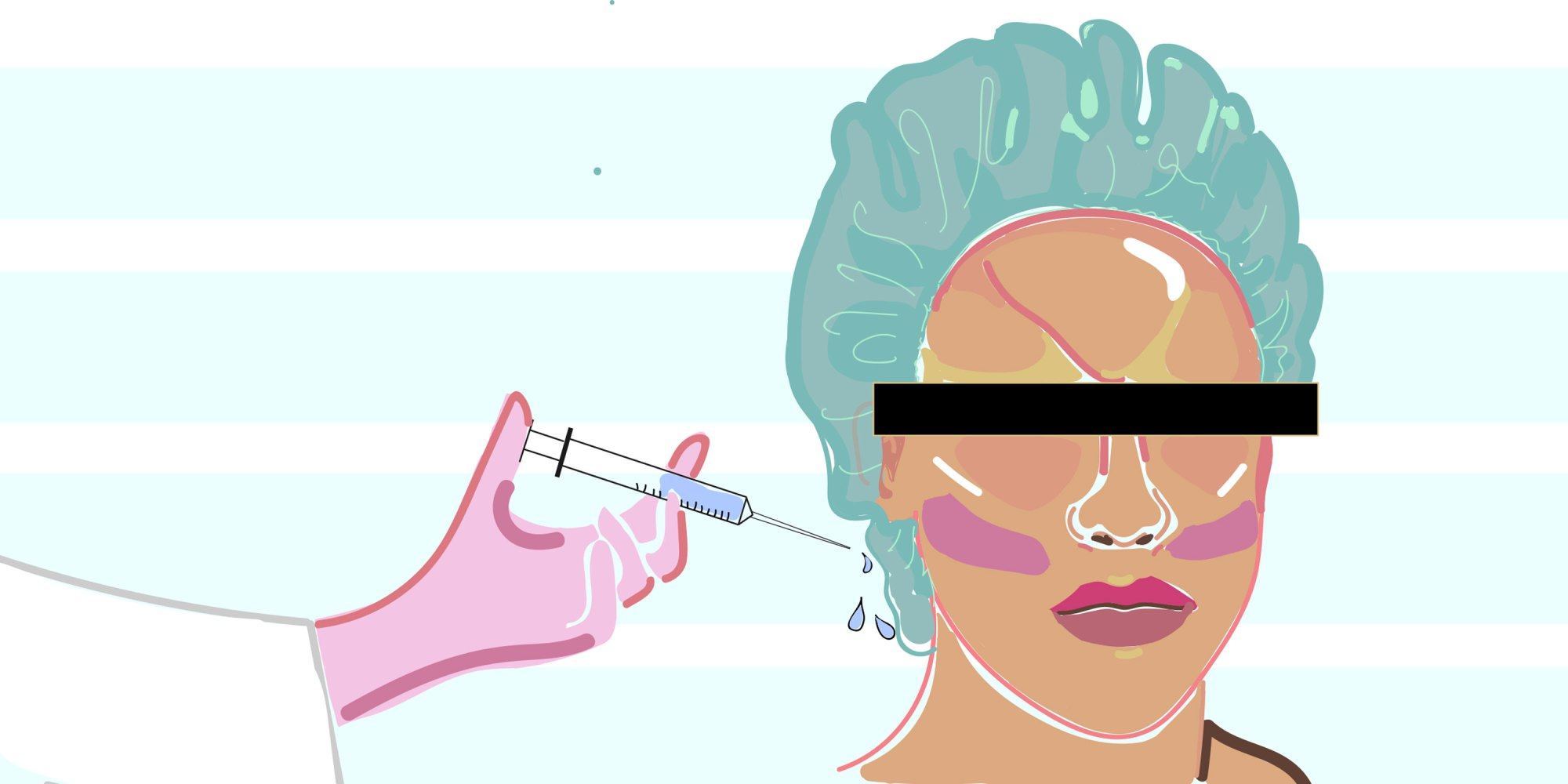 hight resolution of under the needle young consumers turn to preventative botox