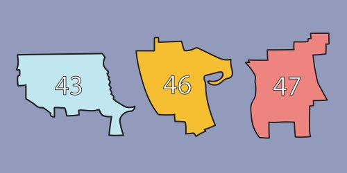 small resolution of in our february alderman issue we outlined the top five wards the 32nd 43rd 44th 46th and 47th wards depaul students live in based off data for our