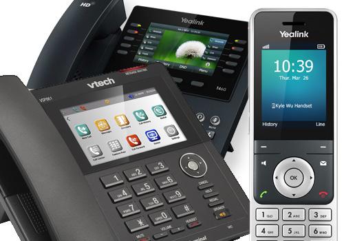 Evolution Telephones