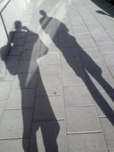 Sun, shadows!