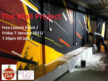 The Havana Club Wall Project