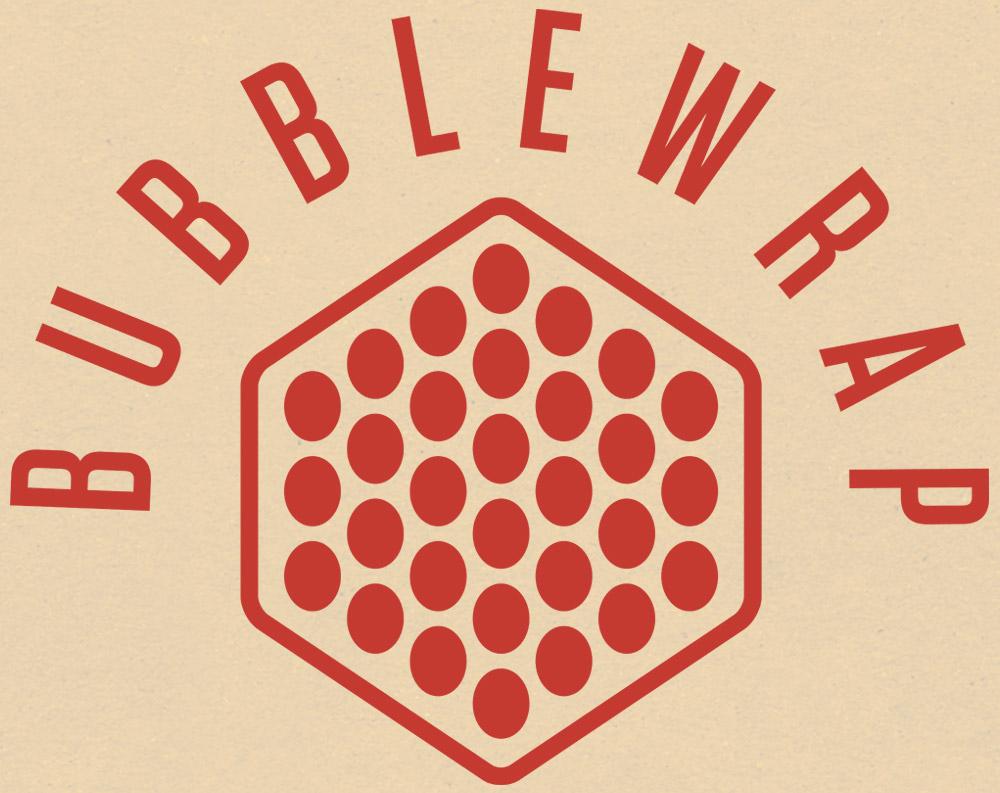 BUBBLEWRAP Logo