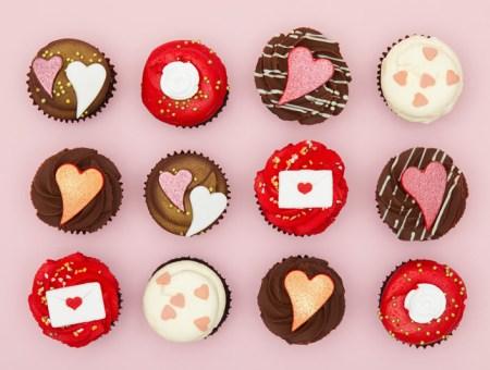 Lola's Cupcakes Launch Valentine's Day Range