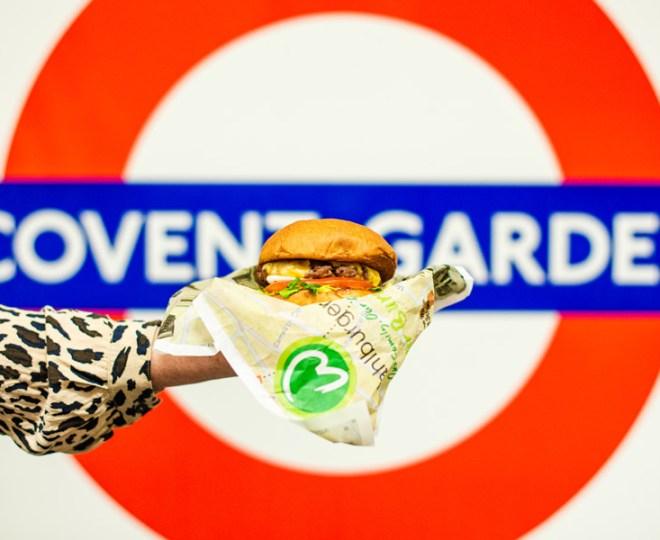 Wahlburgers London