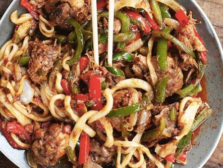 La Tiao Zi Noodles