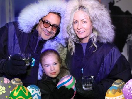 ICE BAR London's Easter Offer: Kids Visit Free