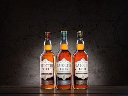 Catoctin Creek UK Launch & Rye January