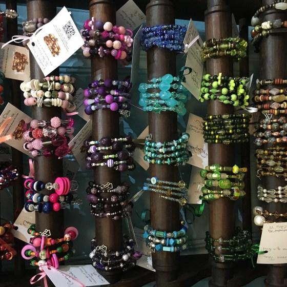 Beading Divas Jewelry at Silver Sea in Tucson, AZ.