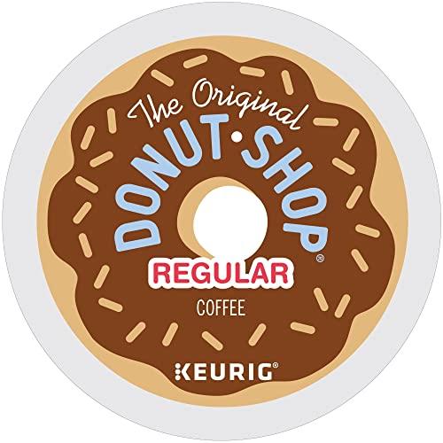 Donut Shop Regular