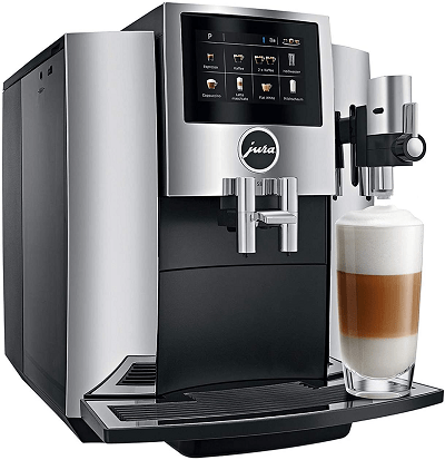 Pour Froth Machine