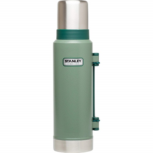 Image of a Stanley classic vacuum bottle