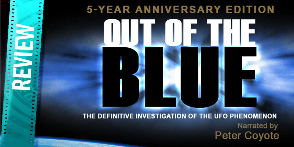 Out of the Blue UFO documentary