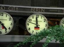 Auf Reisen ticken die Uhren anders