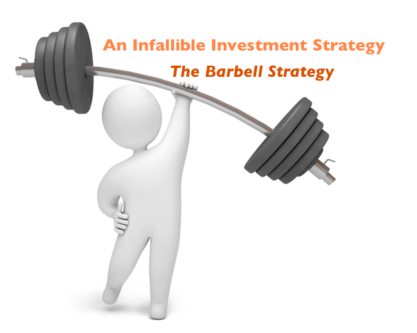 What Is a Barbell Strategy? Nassim Nicholas Taleb Investment Strategy Explained