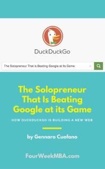 DuckDuckGo Ebook