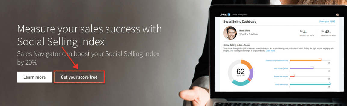 social-selling-index
