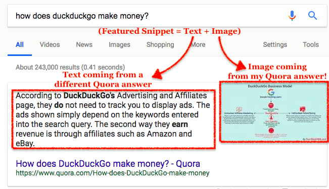 google-featured-snippet-image-text