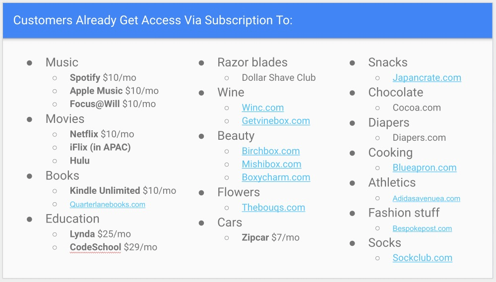 the-subscription-economy