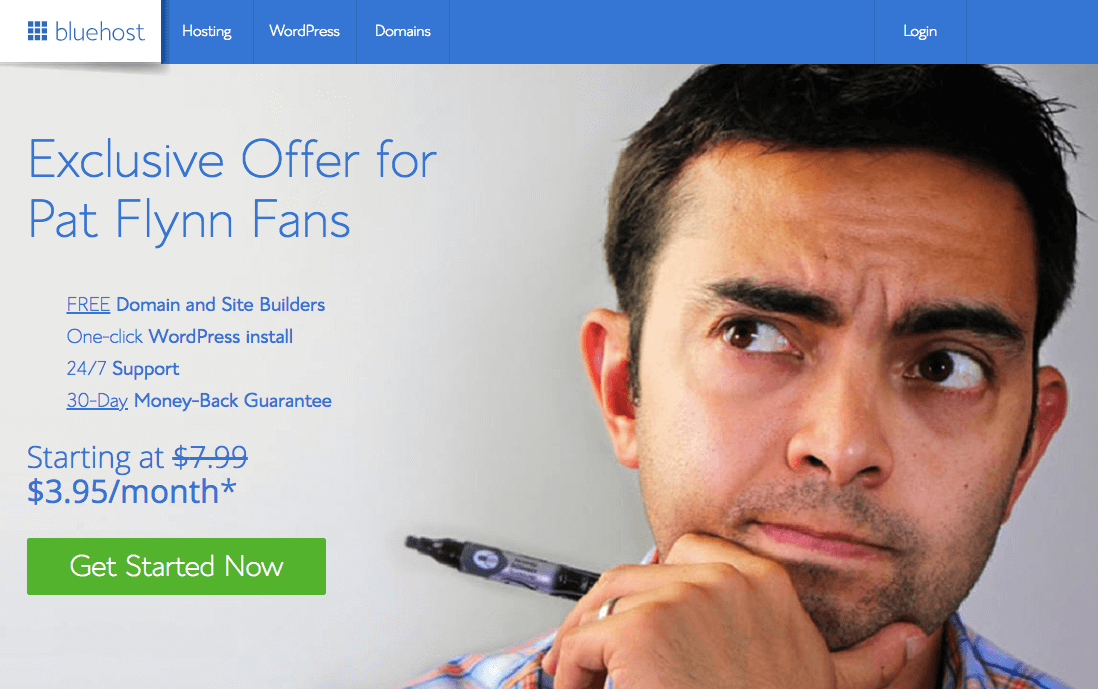 pat-flynn-bluehost-affiliate-marketing