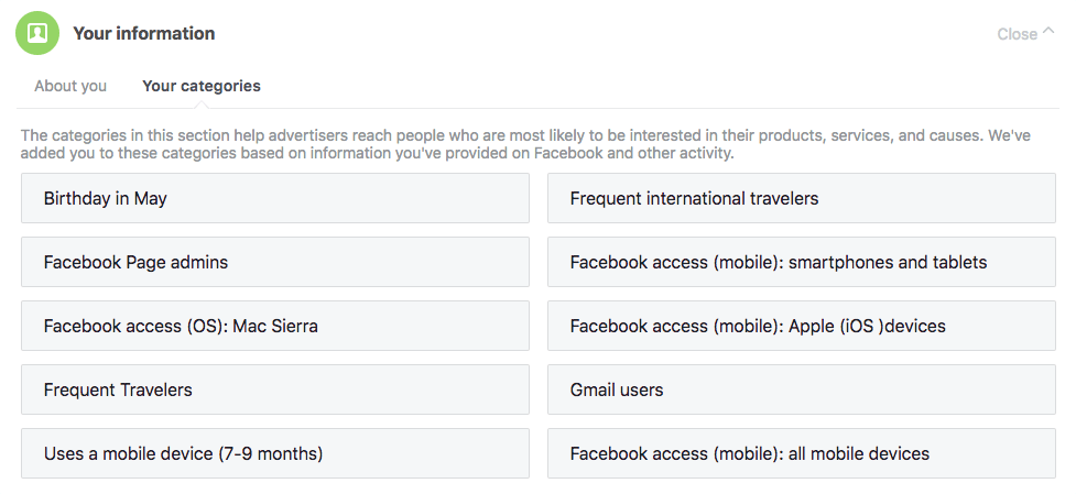 facebook-advertising-preferences