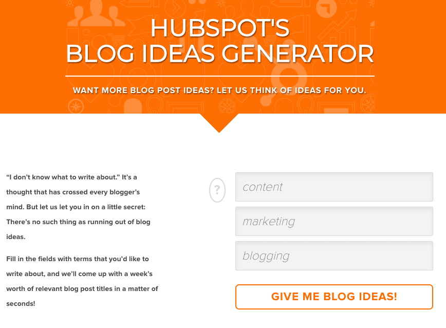 blog-ideas-generator