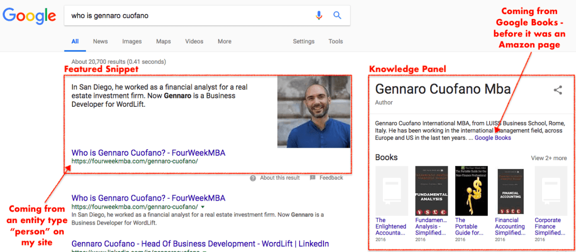 featured-snippet-knowledge-panel