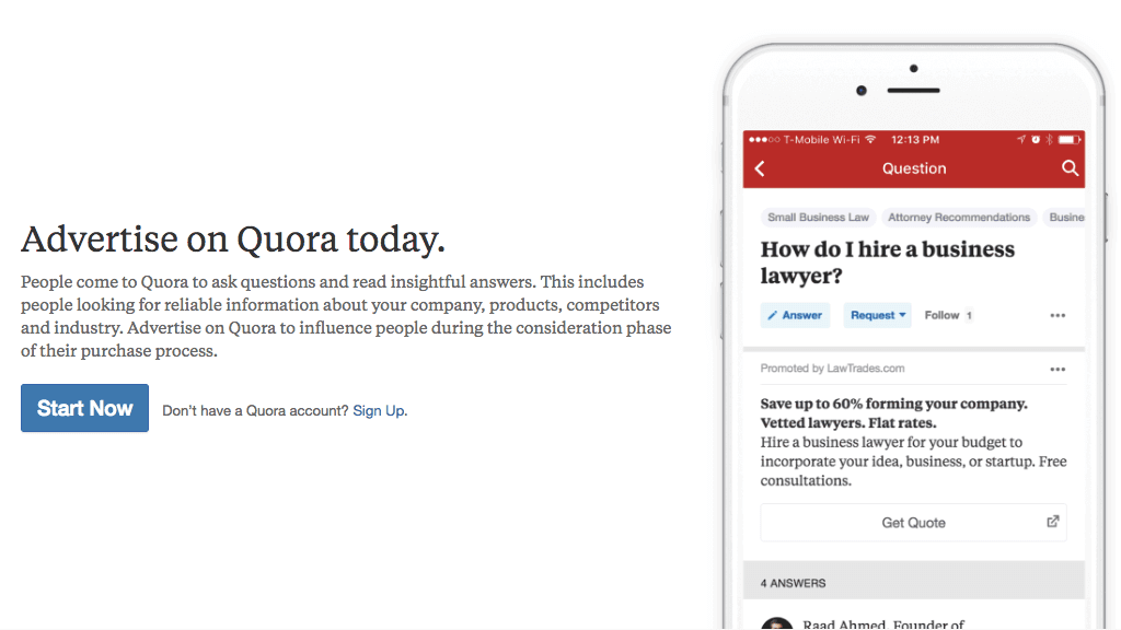 quora-advertising-model