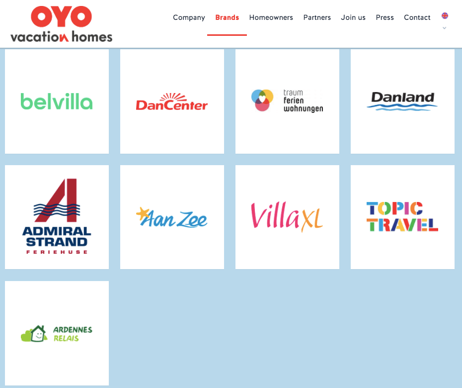 OYO-vacation-home-brands