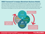 New Business Model: New Business Models Examples On Top Of The Blockchain