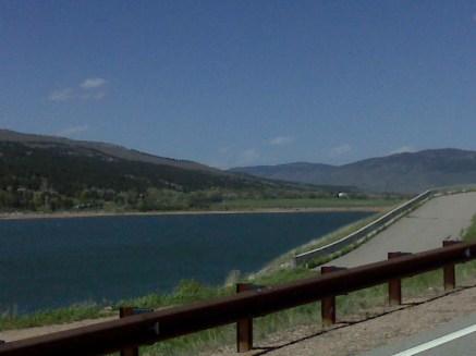 Loveland Storage Reservoir