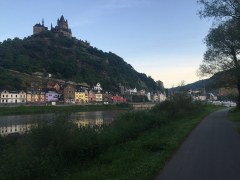 Cochem, Mosel Valley, Germany